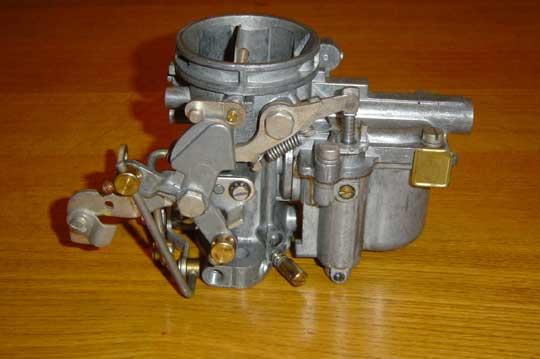Zenith carburetters