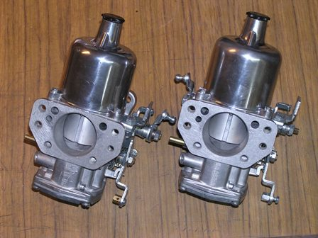 HIF carburetters