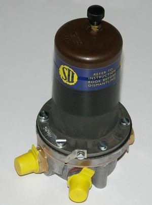 Elektrisk bensinpump 6 V