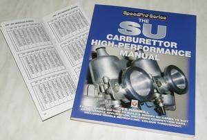 SU Carburetter High Performance Manual